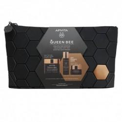 Apivita Queen Bee Crema Antienvejecimiento Ligera 50ML + Serum + Crema Noche