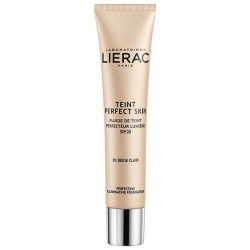 LIERAC Teint Perfect Skin 01 Beige Claro Spf 20 (30ml)