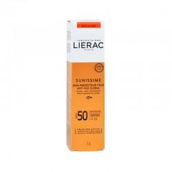 LIERAC Sunissime Stick Protector Antiedad Contorno de Ojos y Zonas Sensibles SPF 50