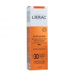 LIERAC Sunissime BB Fluido Protector con Color Spf30 Antiedad 40ml