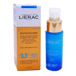 LIERAC Sunissime Sérum After Sun Reparador Antiedad SOS 30ml