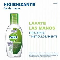 DETTOL Gel de Manos Antibacteriano 50ml