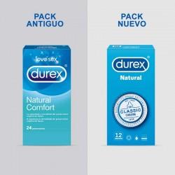 DUREX Preservativo Natural 24 unidades