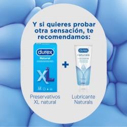 DUREX Preservativo Natural XL 12 unidades