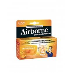 AIRBORNE Naranja 10 Comprimidos Efervescentes