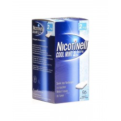 NICOTINELL Cool Mint 2MG 96 Chicles