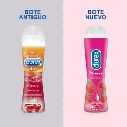 DUREX Play Cherry Lubricante Íntimo sabor Cereza 50ml