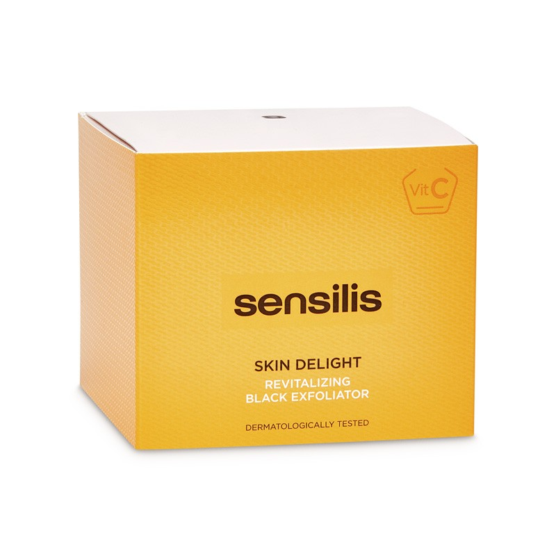 SENSILIS Skin Delight Revitalazing Peeling Negro 75ml