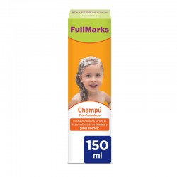 FULL MARKS Champú Post-Tratamiento 150ML
