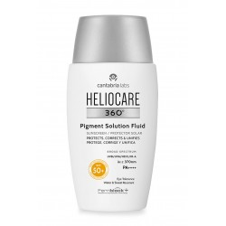 HELIOCARE 360º Pigment Solution Fluid Protector Solar Antimanchas SPF50+ (50ml)