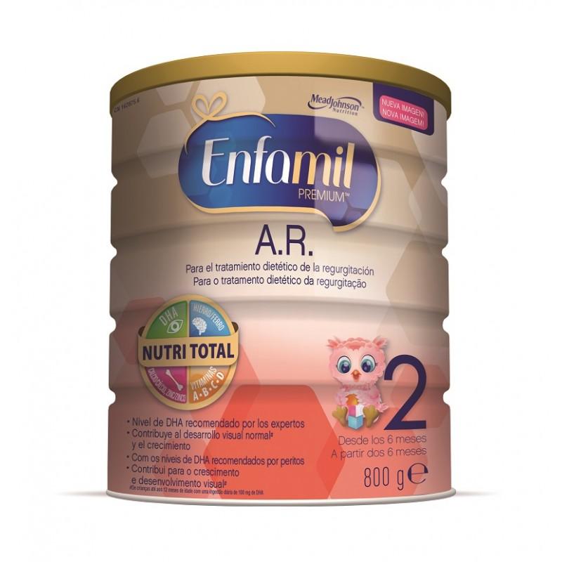 ENFAMIL Premium A.R. 2 Leche Anti Regurgitación 800gr