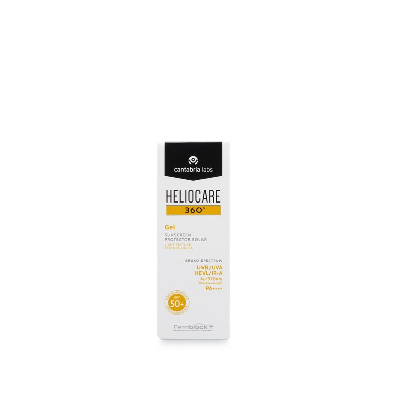 HELIOCARE 360º Gel SPF 50+ 50ml
