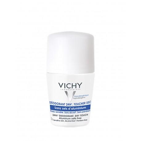 VICHY Desodorante Roll-on 24h Sin Sales de Aluminio 50ML