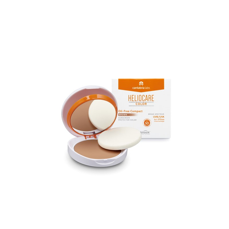 HELIOCARE Compact Brown Oil Free SPF50 10G