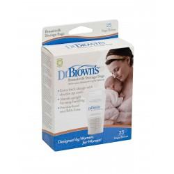 DR. BROWN'S Simplisse Bolsa Almacenamiento Leche Materna 25 Unidades