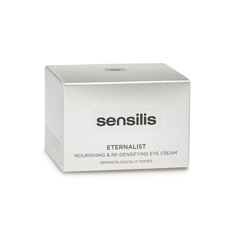 SENSILIS Eternalist Contorno de Ojos Nutritivo 15ml