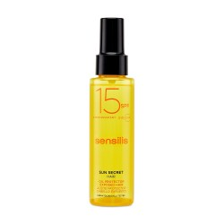 SENSILIS Sun Secret Aceite Protector Cabello SPF15 100ml