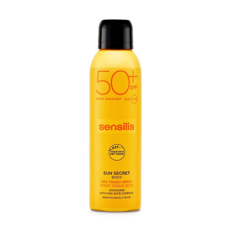 SENSILIS Sun Secret Spray Toque Seco SPF50+ (200ml)
