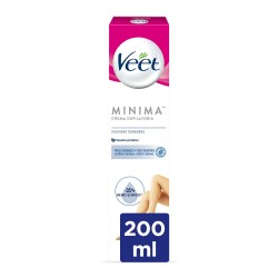 VEET Crema Depilatoria Minima Piel Sensible 200ml