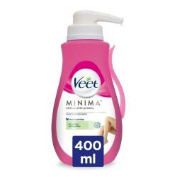VEET Minima Crema Depilatoria Piel Seca 400ml