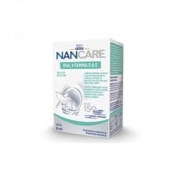 NESTLÉ NanCare DHA, Vitamina D y Vitamina E gotas 8ml