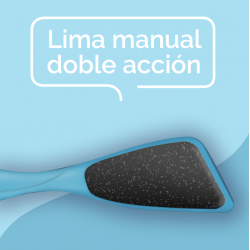 SCHOLL Lima Manual Velvet Smooth Doble Acción