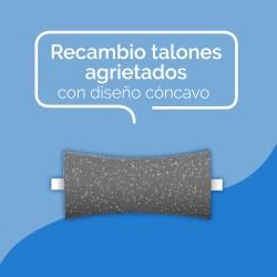 SCHOLL Recambio Cabezales Lima Electrónica Velvet Smooth Talones Agrietados 2uds