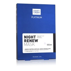 Martiderm Night Renew Mask 5 Unidades