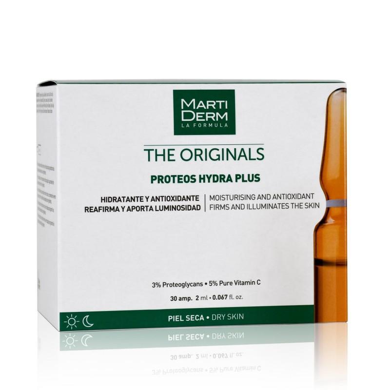 MARTIDERM Ampollas Proteos Hydra Plus x30 Ampollas