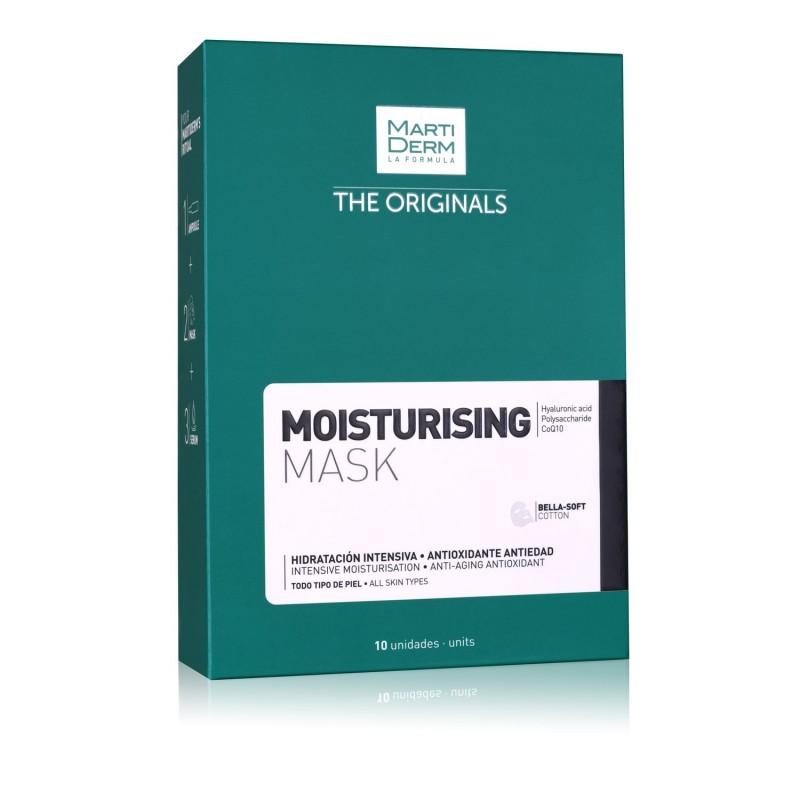 MARTIDERM Mascarilla Hidratante Moisturising Mask x10 Unidades
