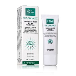 MARTIDERM Proteos Screen Spf50+ Fluid Cream 40ml