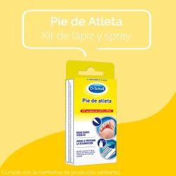 SCHOLL Pie de Atleta Lápiz 4ml + Spray 10ml