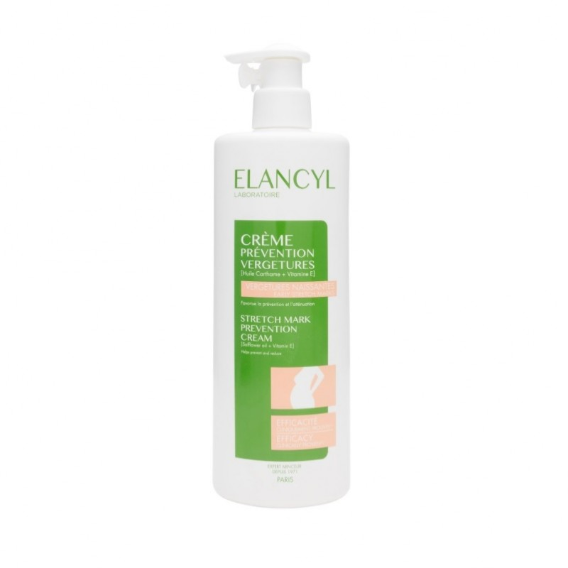 ELANCYL Crema Prevención Antiestrías 500ml