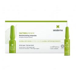 SESDERMA Factor G Renew Ampollas Bioestimulantes 7x1.5ml