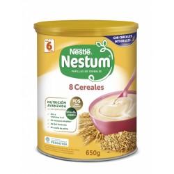 NESTLÉ Nestum 8 Cereales Papilla 650gr