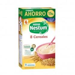 NESTLÉ Nestum Papilla 8 Cereales 1,1Kg