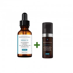 SKINCEUTICALS Sérum 10 Dual Antioxidante 30ml + Resveratrol Sérum 15ml de REGALO