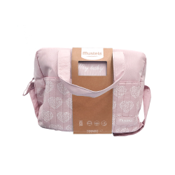 MUSTELA Bolsa de Paseo Rosa (5 productos)