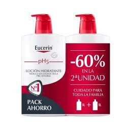 EUCERIN pH5 Duplo Loción Hidratante 2x1000ml