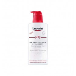 EUCERIN pH5 Loción Hidratante Ultraligera Piel Sensible 400ml
