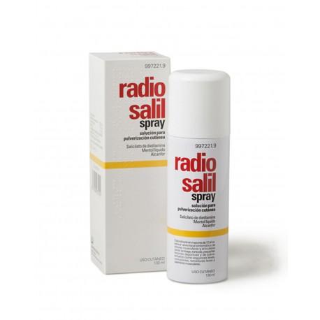 RADIO SALIL Spray Aerosol Tópico 130ML
