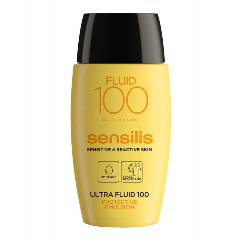 SENSILIS Sun Secret Fluid 100 Ultra Fluido Facial SPF 50+ (40ml)