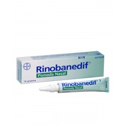 RINOBANEDIF Pomada Nasal 10G