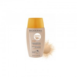 BIODERMA PHOTODERM Nude Touch SPF 50+ Color Claro 40ml