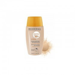 BIODERMA PHOTODERM Nude Touch SPF 50+ Color Muy Claro 40ml
