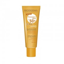 BIODERMA PHOTODERM Max Aquafluido Toque Seco Color Claro SPF50+ (40ml)