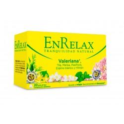 EnRelax Valeriana Infusión 20 Bolsitas