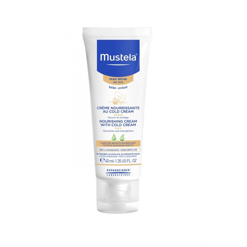 Mustela Crema Nutritiva Al Cold Cream 40ml
