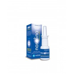 NASOLINA 0.5 MG/ML Nebulizador Nasal 20ML