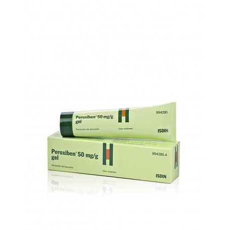 PEROXIBEN 50 MG/G Gel Tópico 30G